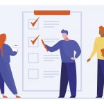 Team using Online Signature Maker Checkbox Fields