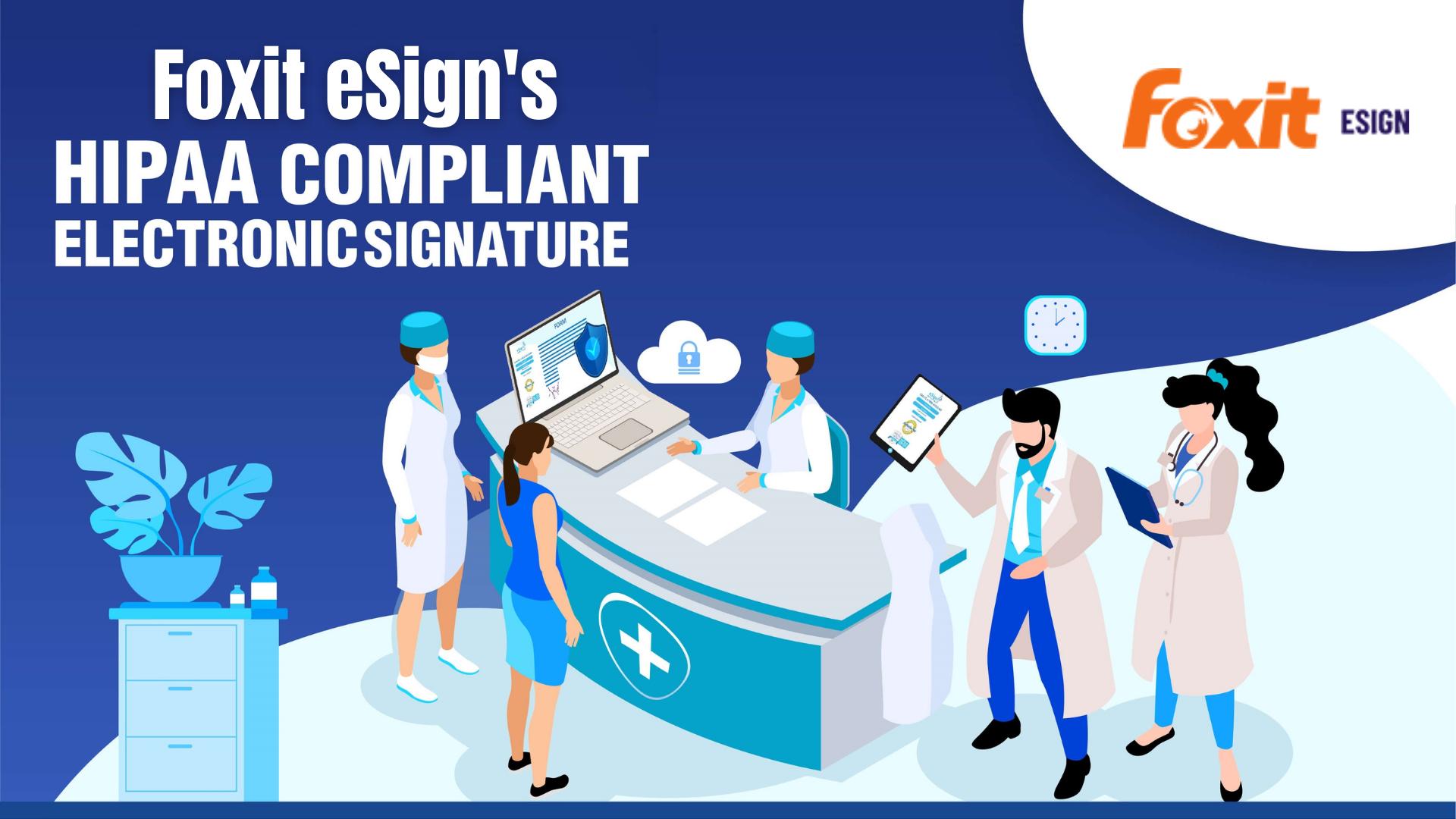 HIPAA-compliant-electronic-signature