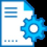 e signature software | Digital Signature software paper with setting icon