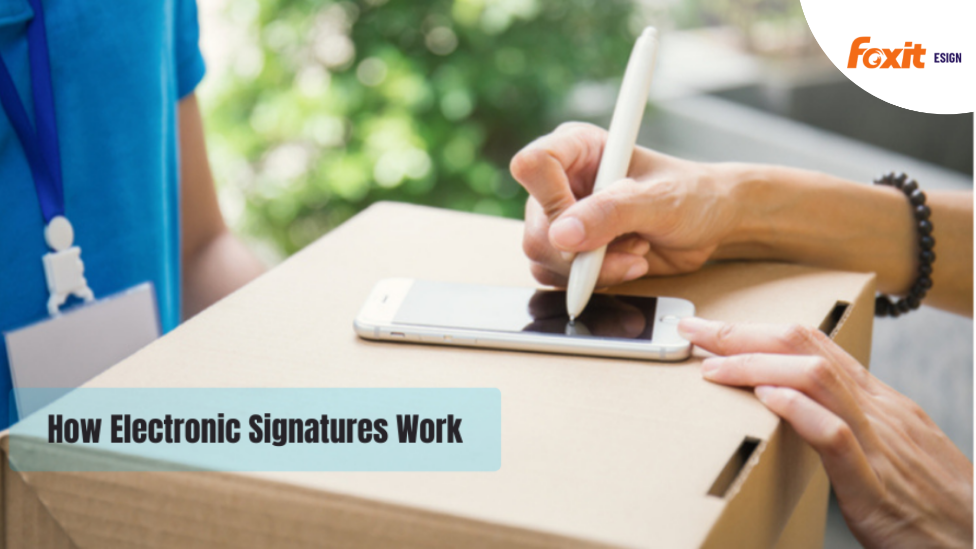 How Electronic Signatures Work