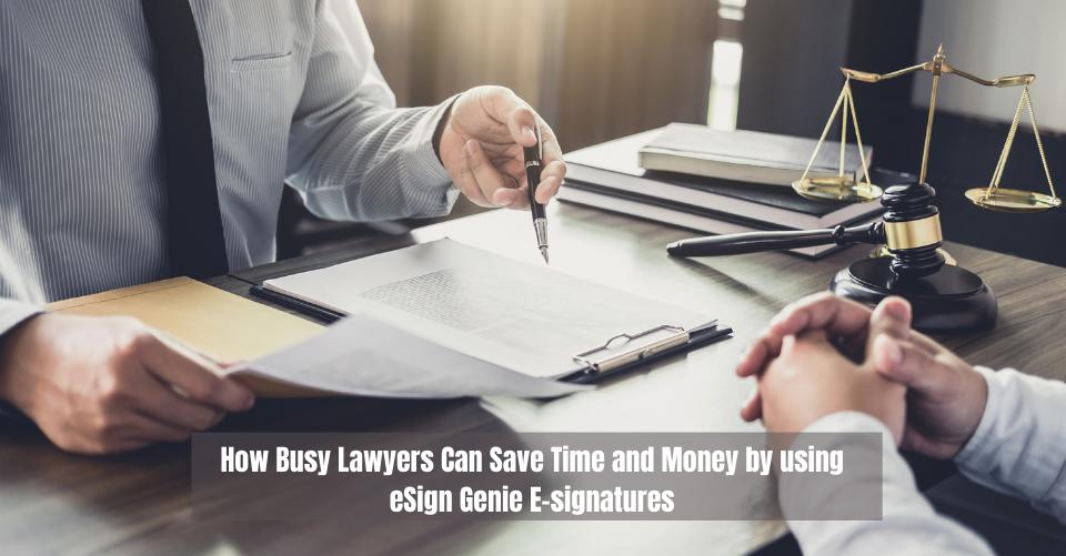 using-eSign-Genie-E-signatures