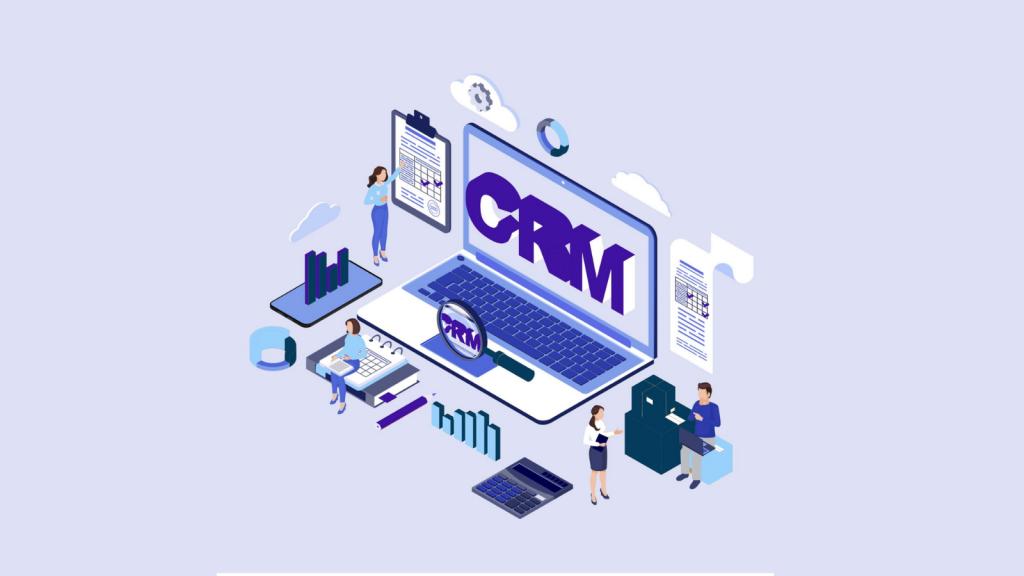 CRM-startup-solution