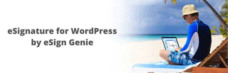 eSignature for WordPress feature image