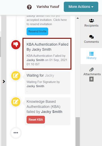 KBA authentication img