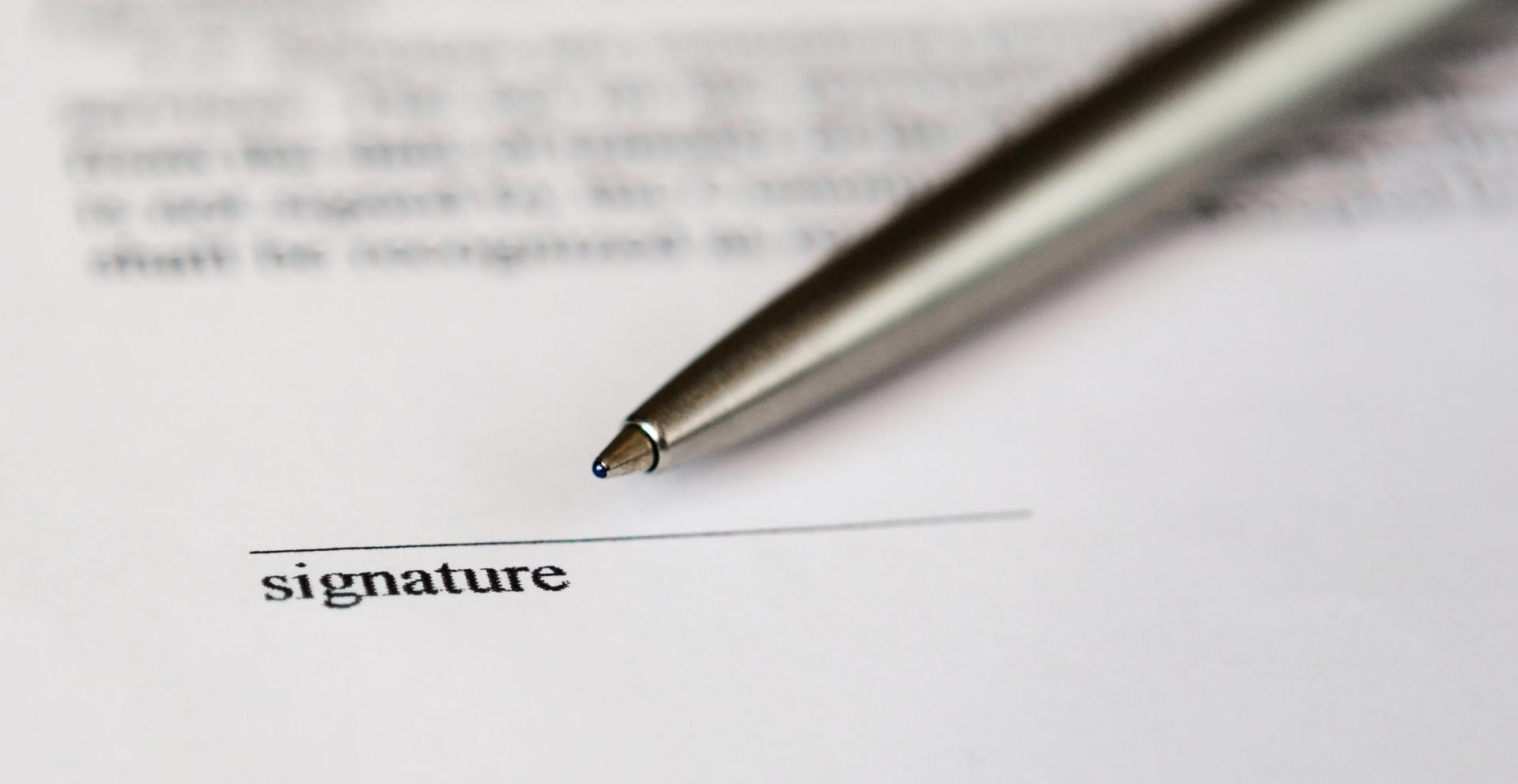 add signature field to pdf | Add signature field to pdf feature image